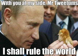Funny-Putin