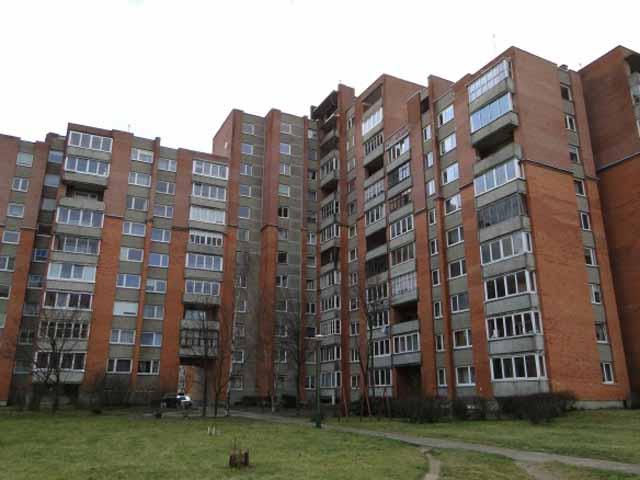 St Anthony Apartments