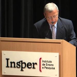 Claudio Haddad, presidente do Insper e referência na educação privada brasileira.