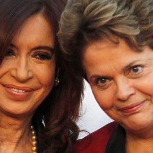 Cristina e Dilma