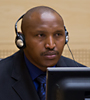 Mr Bosco Ntaganda during his initial appearance before the International Criminal Court on 26 March 2013 © ICC-CPI